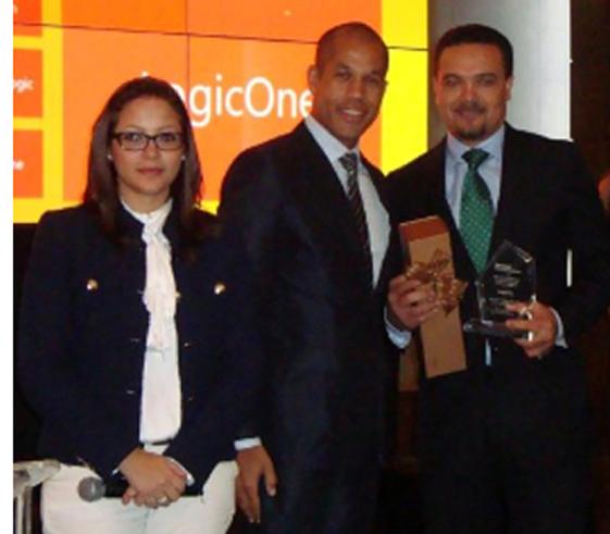 LogicOne recibe reconocimiento de Microsoft